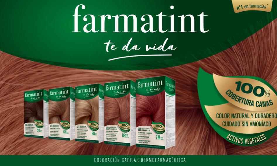 Black Friday Andorra en Gran Farmacia Andorra Farmatint 2 x 1 dias 23, 24 y 25 Farmatint es la coloración permanente más vendida en la Gran Farmacia Andorra Online por su seguridad frente a posibles reacciones alérgicas