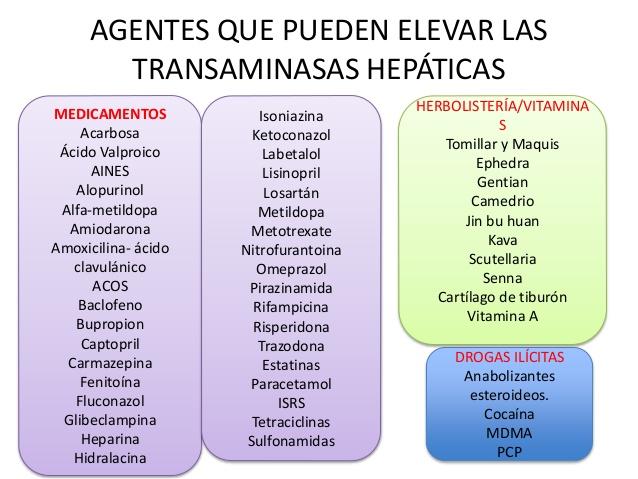 La elevación de transaminasas y la GGT son características de las enfermedades del hígado, sin embargo, las elevaciones aisladas de las transaminasas, en rangos cercanos a la normalidad y con el resto de parámetros bioquímicos hepáticos normales, es uno de los caballos de batalla de la medicina actual.
