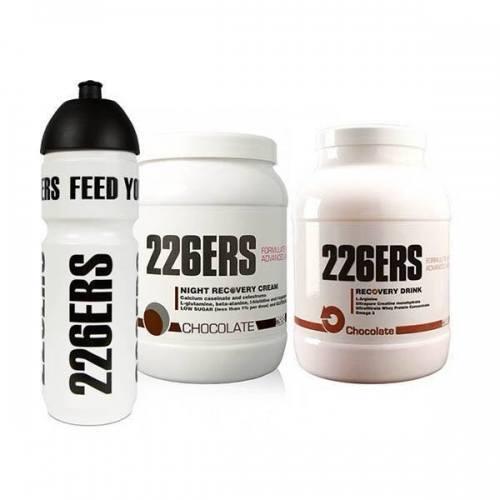 Productos 226ERS 226ERS es una marca creada por y para los amantes de deportes outdoor y resistencia máx exigentes. Prueba ya su amplia gama de recuperadores, barritas o geles energéticos libres de gluten y lactosa.