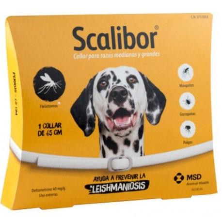 El Comprar collar Scalibor en Gran Farmacia Online Andorra es el antiparasitario para perros más famoso y eficaz contra pulgas, garrapatas y el mosquito transmisor de la Leishmaniosis.
