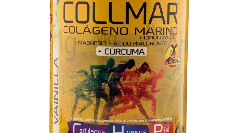 Comprar Drasanvi Collmar Colágeno Marino Hidrolizado contiene magnesio, ácido hialurónico y vitamina C normal funcionamiento de cartílagos, huesos y piel