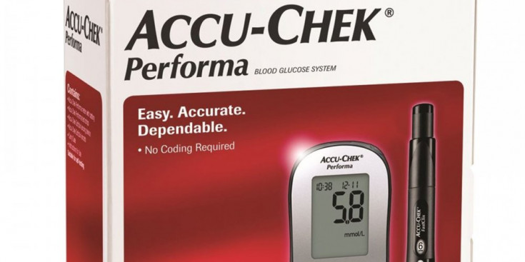mesuradors de glucosa d'Accu-Chek