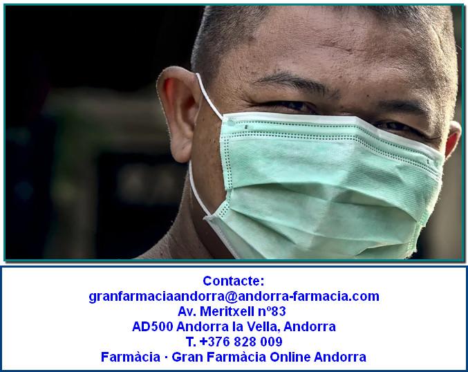 """Quines mascaretes hi ha i quina és la seva capacitat de protecció del coronavirus? Les més bàsiques són les mascaretes quirúrgiques. Eviten la transmissió d'agents infecciosos procedents de la persona que la porta posada i són d'un sol ús, no es poden reutilitzar. Dissenyades per protegir """"de dins cap a fora"""", estan formades per tres capes: l'externa impermeable (normalment de color blau o verd), la intermèdia (amb filtre bacterià) i la interna (que ha d'estar en contacte amb la boca i el nas i que absorbeix la humitat). El segon grup són les mascaretes autofiltrants (FFP1, FFP2 I FFP3), que protegeixen també """"de fora, endins""""."""