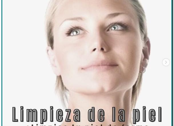 Limpias tu piel de forma adecuada cada día?? . Es importante limpiar tu piel por la mañana y desmaquillar y limpiar, o solo limpiar, por la noche